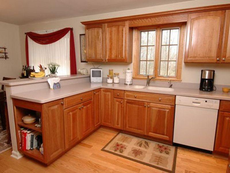 Kitchen Cabinet - Wood Cabinet Kitchen | All About Kitchen ...
