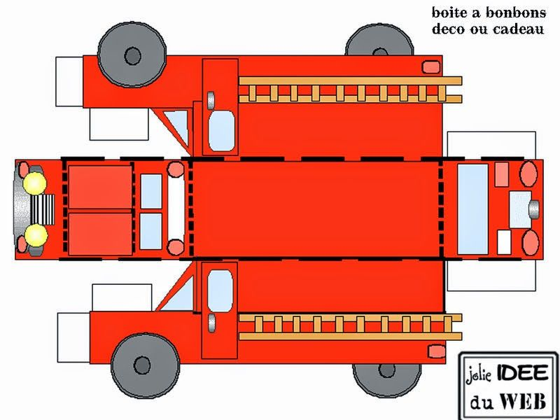 graphic about Fire Truck Printable titled No cost Printable Fireplace Vehicles. Get together decoration within 2019