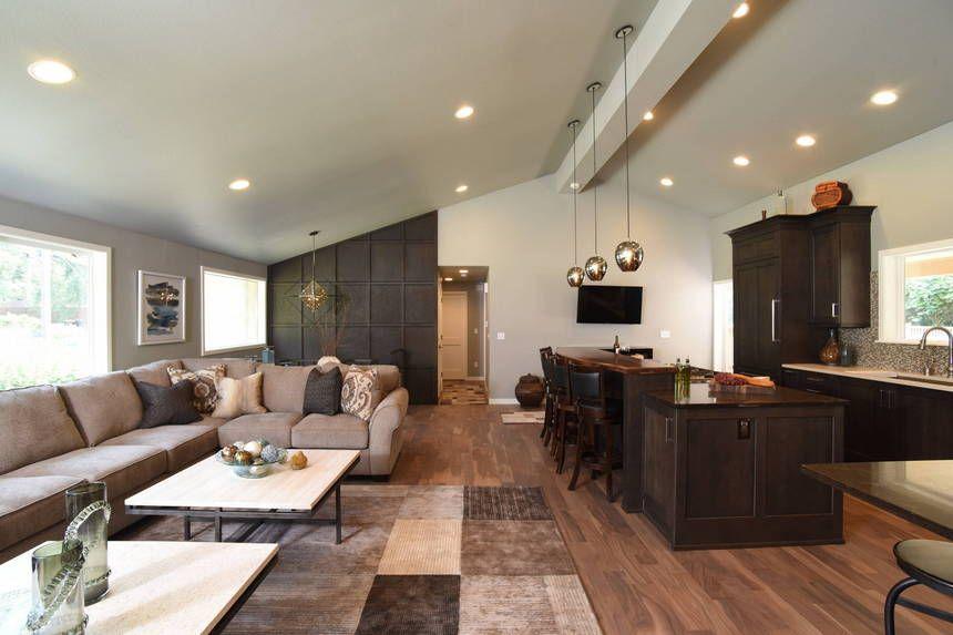 Vintage Style Modern Retro Living Room Ideas images