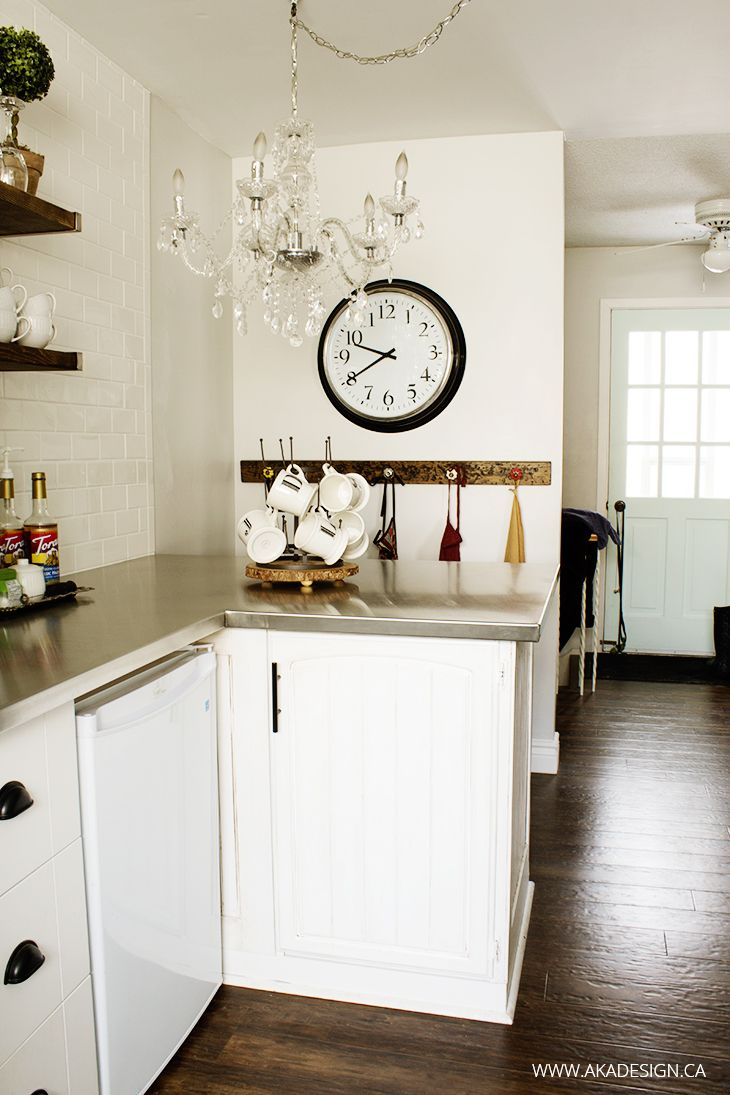 Our Current House Tour - Modern Farmhouse Style in the Suburbs ...