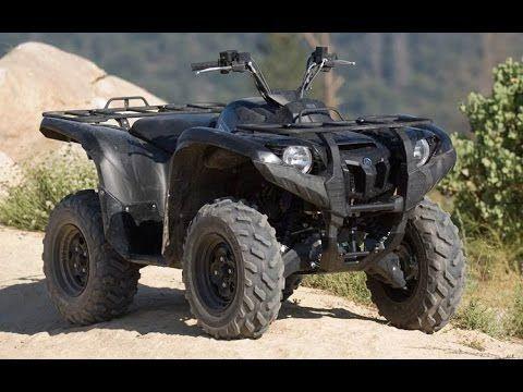 Yamaha Grizzly 700 Radiator Coolant Antifreeze Flush and