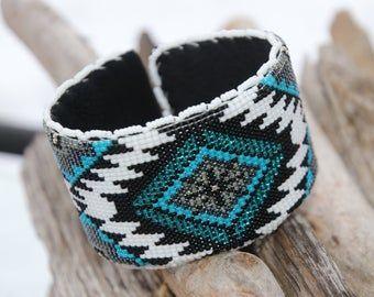 Authentic Native American [Oglala Lakota] Beadwork by NapeMatoBeadwork