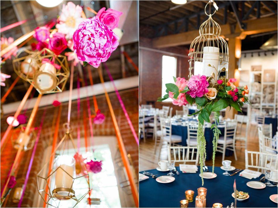 Hanging birdcagesJX Event Venue Stillwater MN Wedding