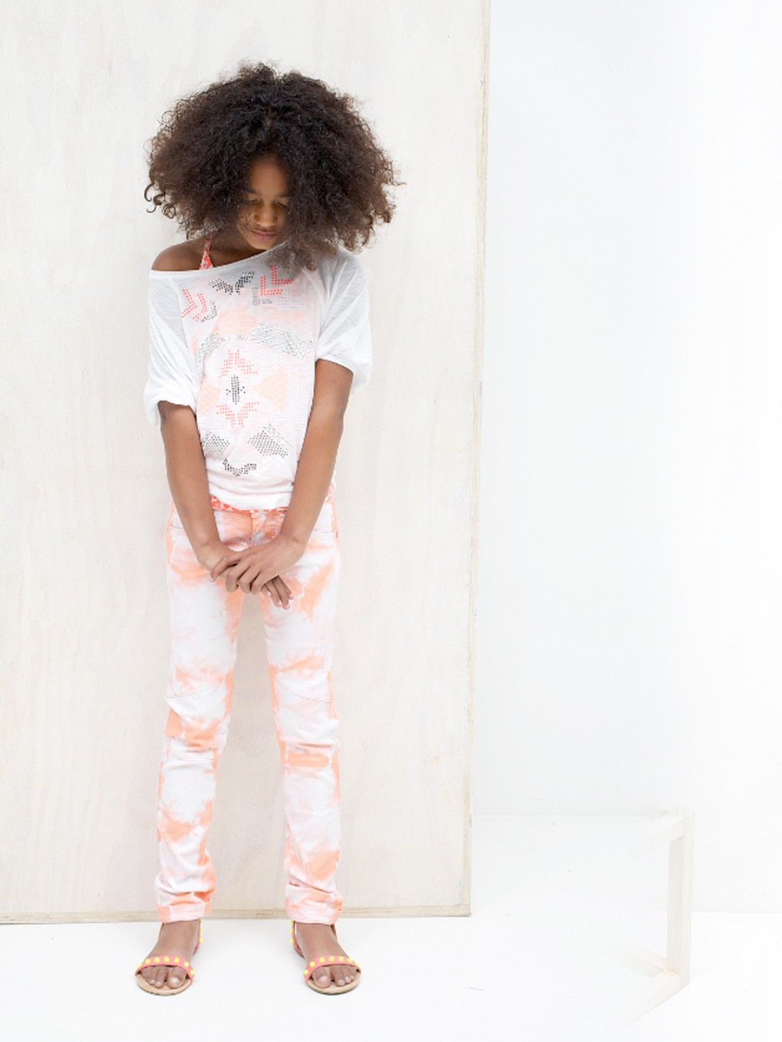 Girls Fashion | TUMBLE AND DRY