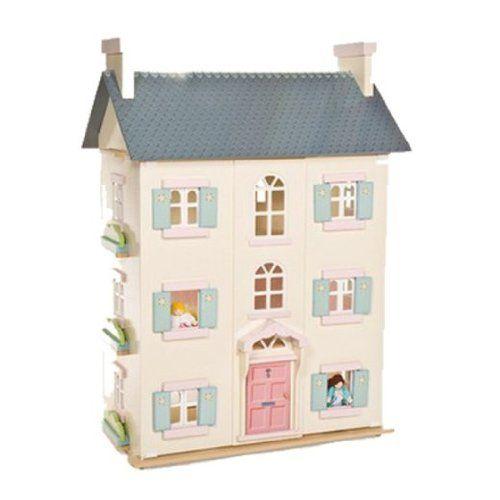 Casa de Muñecas Le Toy Van Cherry Tree Hall: Amazon.es: Juguetes y juegos