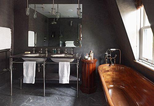 Another interesting bathtub