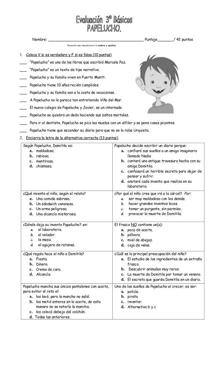 Comprension Lectora - Lessons - Tes Teach