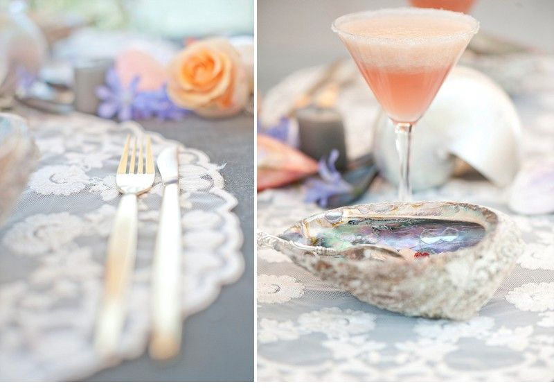 Our engagement session+ table prop. Design of Chicweddingsinitaly.