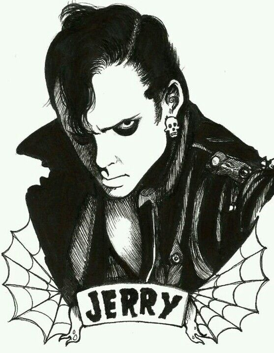 jerry only of the misfits bands musicians of the 80 s 80s Fads jerry only of the misfits