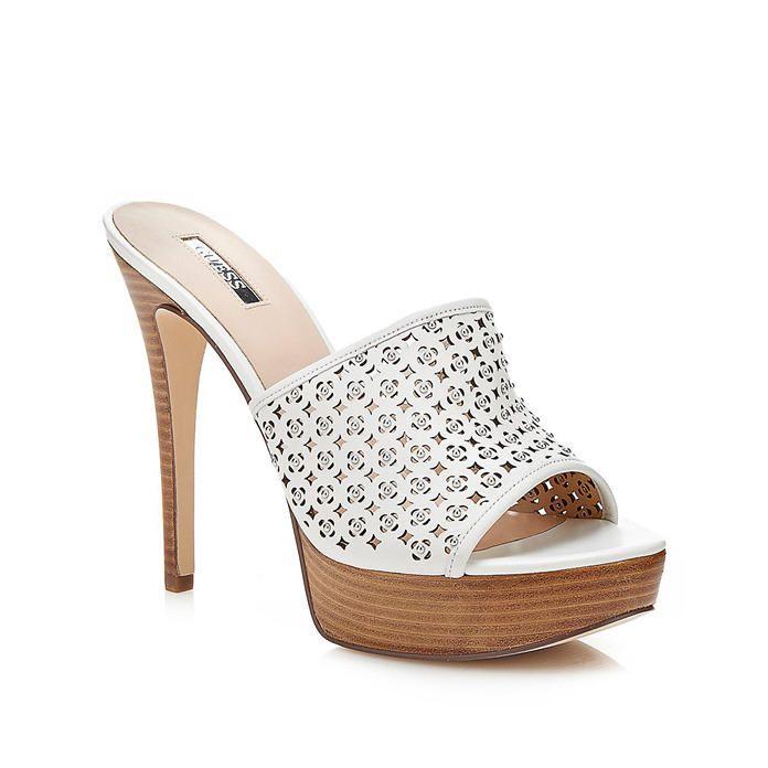 De Cuir Sabots Boutique D'isa Les ChaussuresChaussures