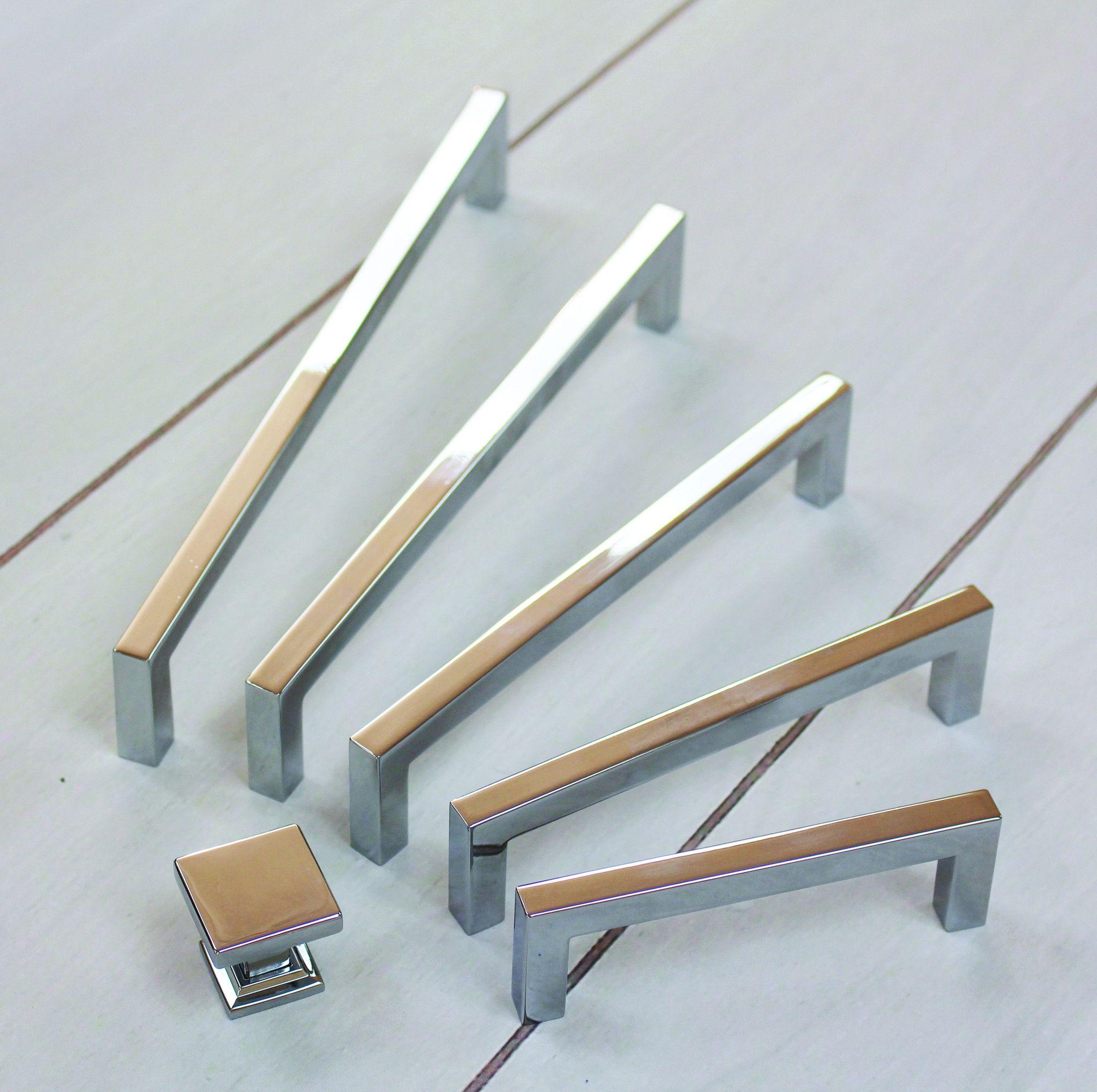 Contemporary Square Cabinet Pull Kitchen Cabinet Hardware Contemporary Kitchen Modern Kitchen