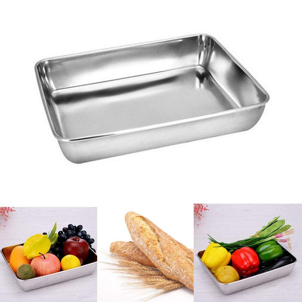 Baking cookie sheets panstainless steel baking pans tray