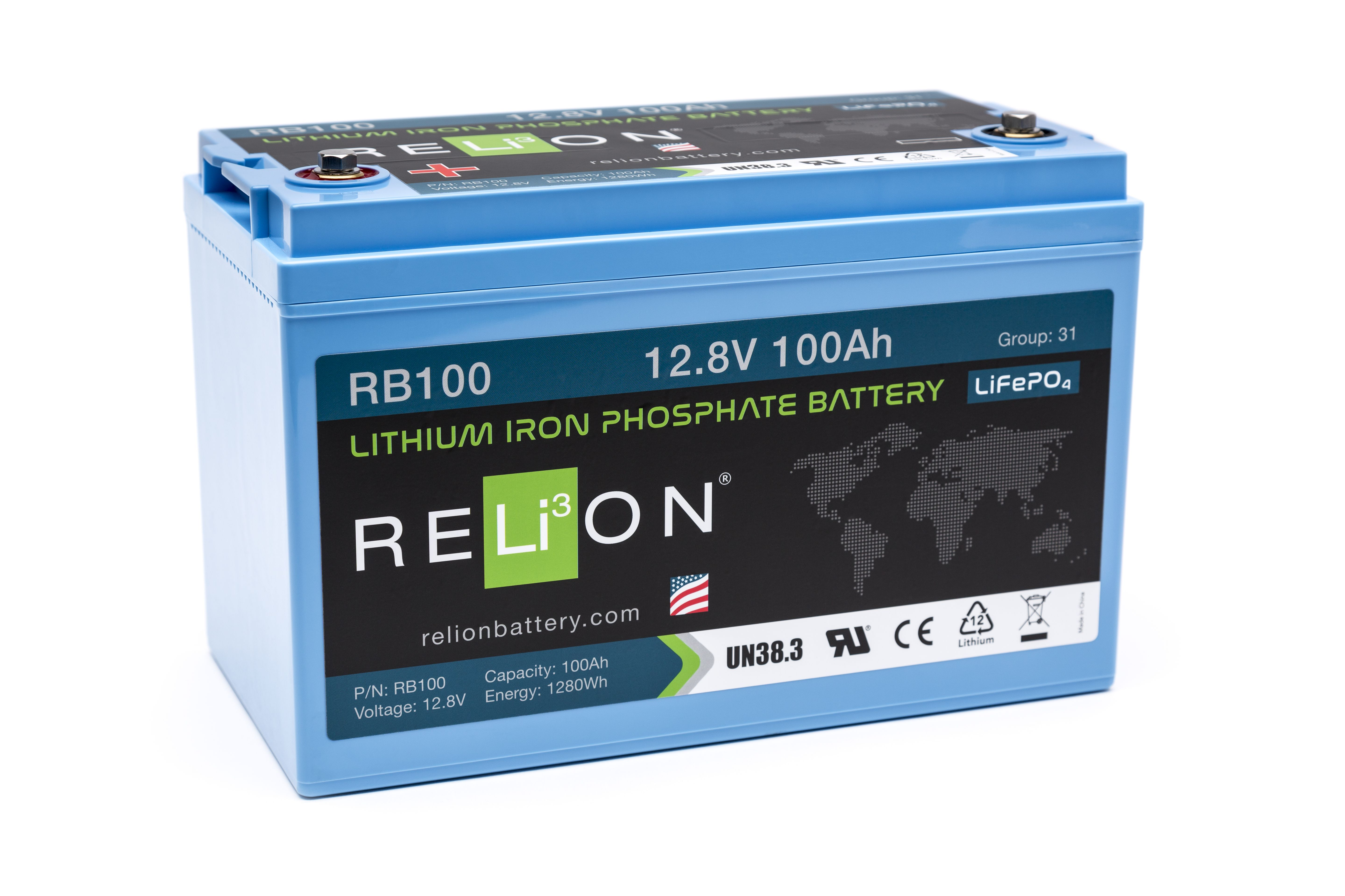 Relion Lithium Batteries Supplied By Nustart Energy Llc A Lithium Battery Lasts 10x Longer Lithium Iron Phosphate Battery Deep Cycle Battery Lithium Battery