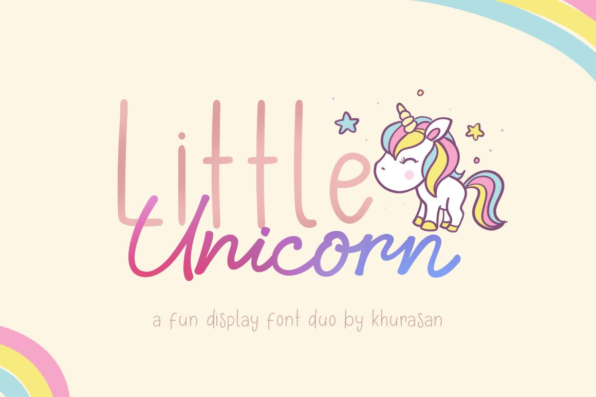 Little Unicorn #littleunicorn