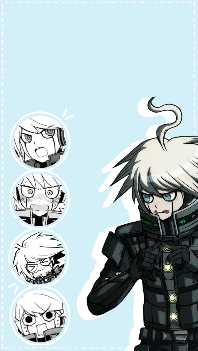 kiibo wallpaper Anime child, Anime wallpaper, Danganronpa