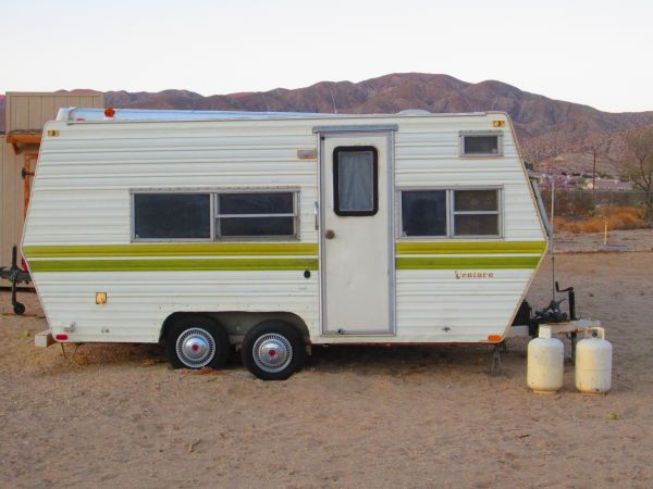 16 Foot Ventura Cargo Or Travel Trailer Camper 1600 Palm
