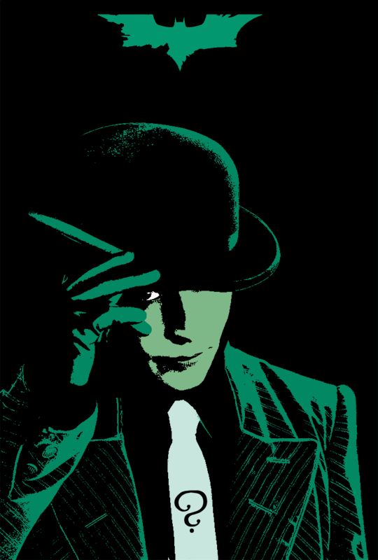DC Comic Riddler | Enigma
