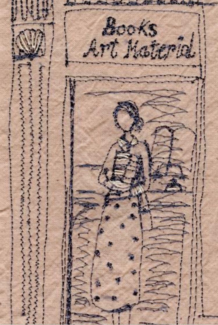 Pin de terri en beautiful stitches | Pinterest | Bordado, Personas y ...
