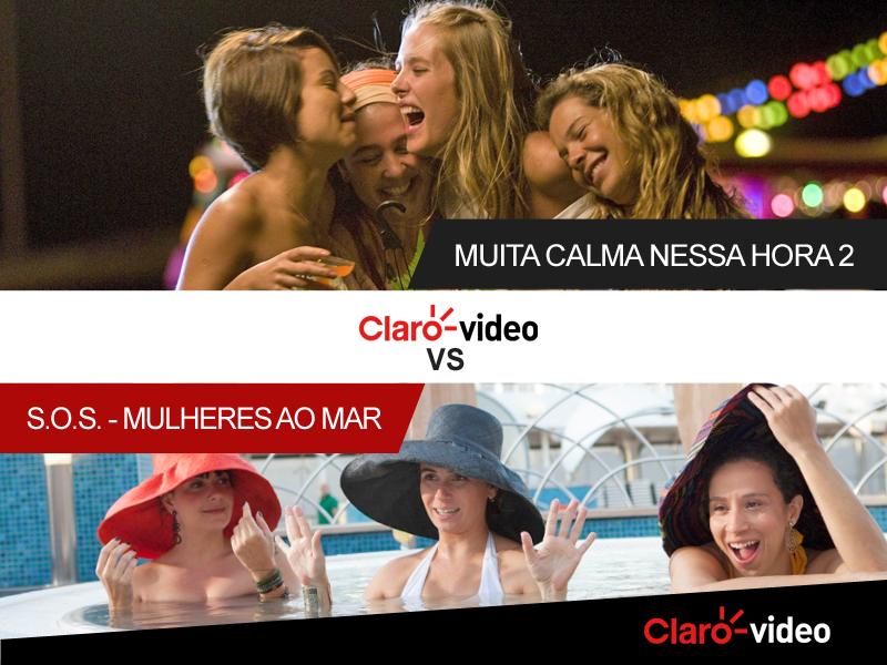 As comédias estão em alta no cinema brasileiro em 2014. Para você, qual foi o melhor filme?