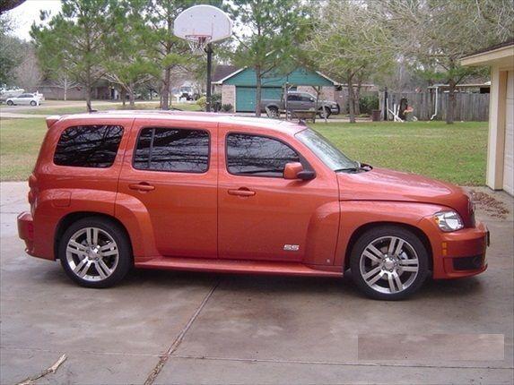 Hhr Chevrolet Hhr Custom Suv Tuning Chevy Hhr Chevrolet Suv