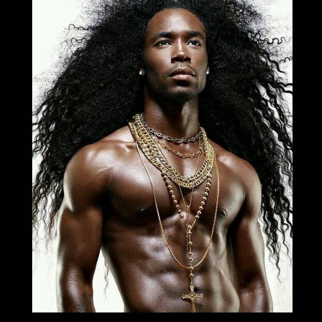 Pin By Macho Hairstyles On Macho Hairstyles Pinterest Black Man