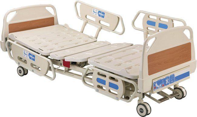Cama De Hospital Electrica Comodidad Y Funcionalidad Cama De