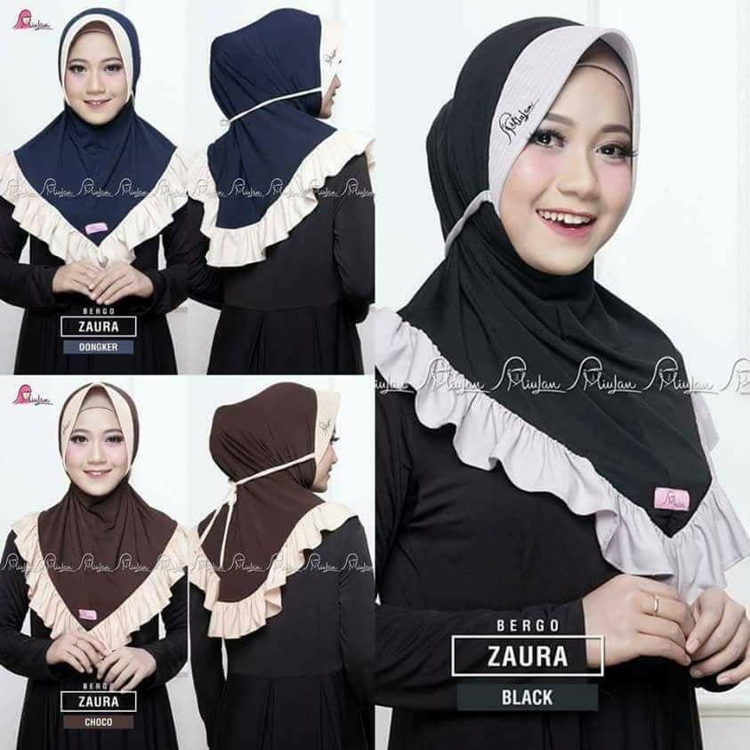 Where Stories Live Hijab Fashion Black