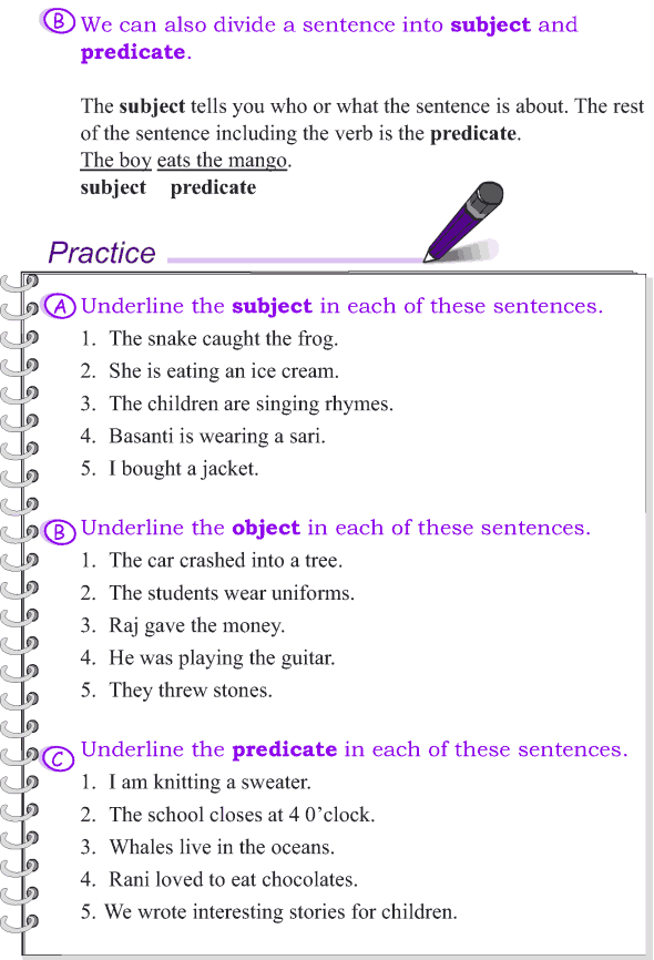 how to use where in a sentence grammar
