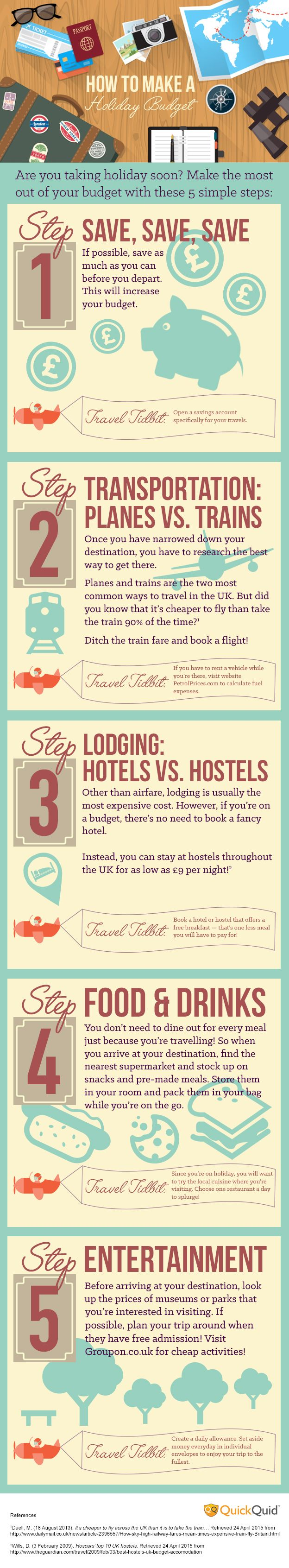 How to Make a Holiday Budget