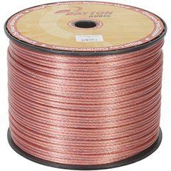 Dayton Audio Skrl 12 500 12 Awg Ofc Speaker Wire 500 Ft By Dayton 252 10 Dayton Audio S Skrl Speake Electronic Accessories Dayton Audio Speaker Accessories