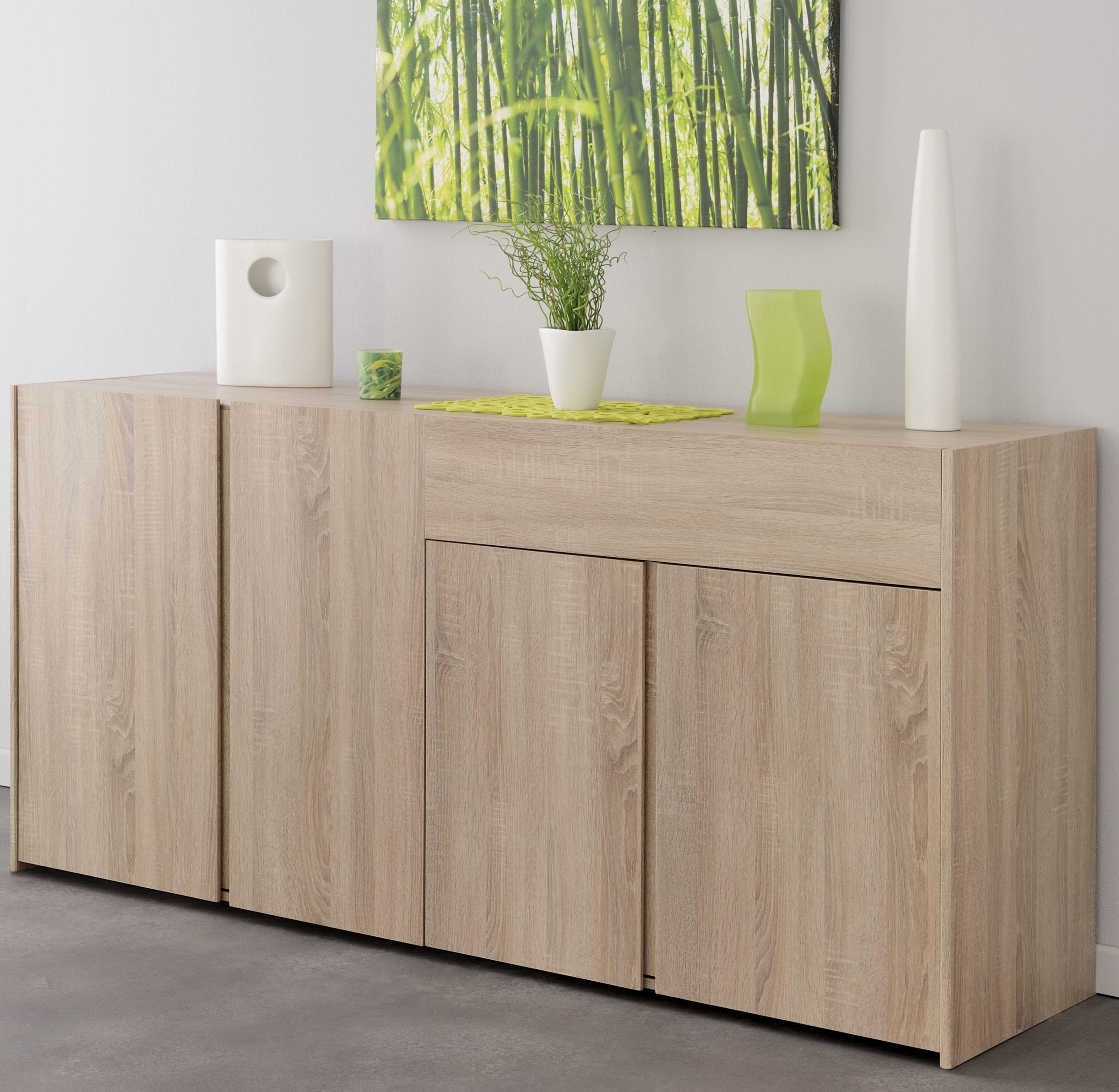 Sideboard Sonoma Eiche Woody 167 00290 Modern Jetzt Bestellen Unter