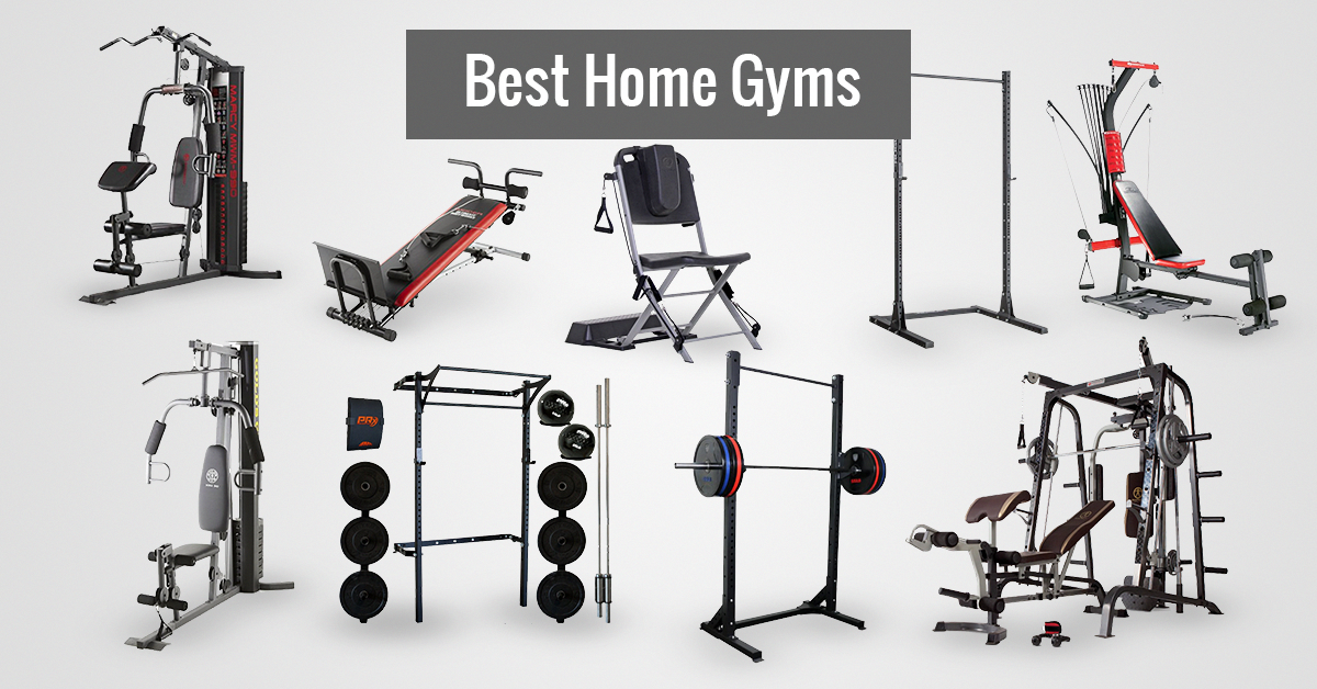 Looking for the perfect gym equipment setup for your home apartment