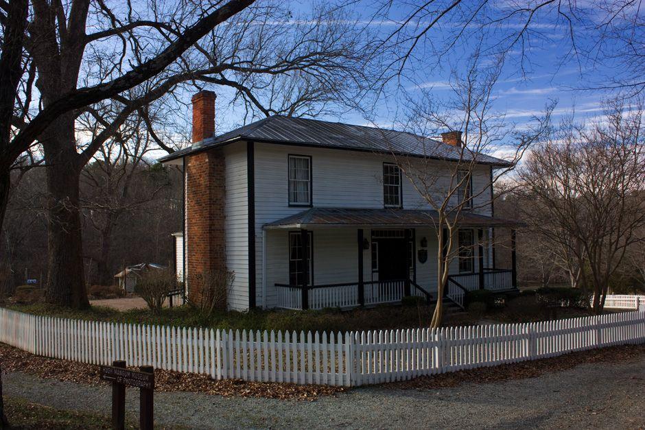 MCCOWN MANGUM HOUSE