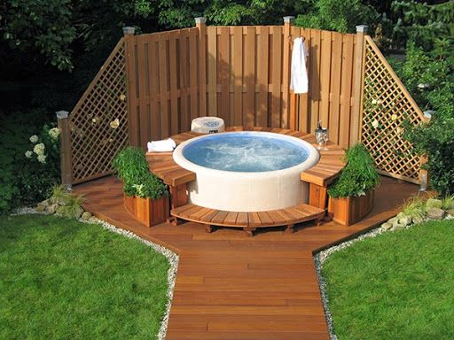 Extremement Softub France | Tanya en 2019 | Spa jardin, Jacuzzi gonflable et QJ-17