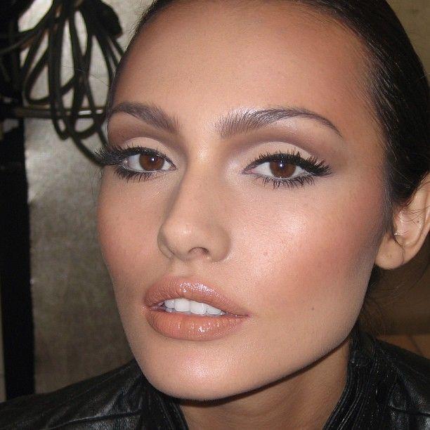 Contoured Eyes By Samuel Paul Makeup   Make-up   Pinterest ...