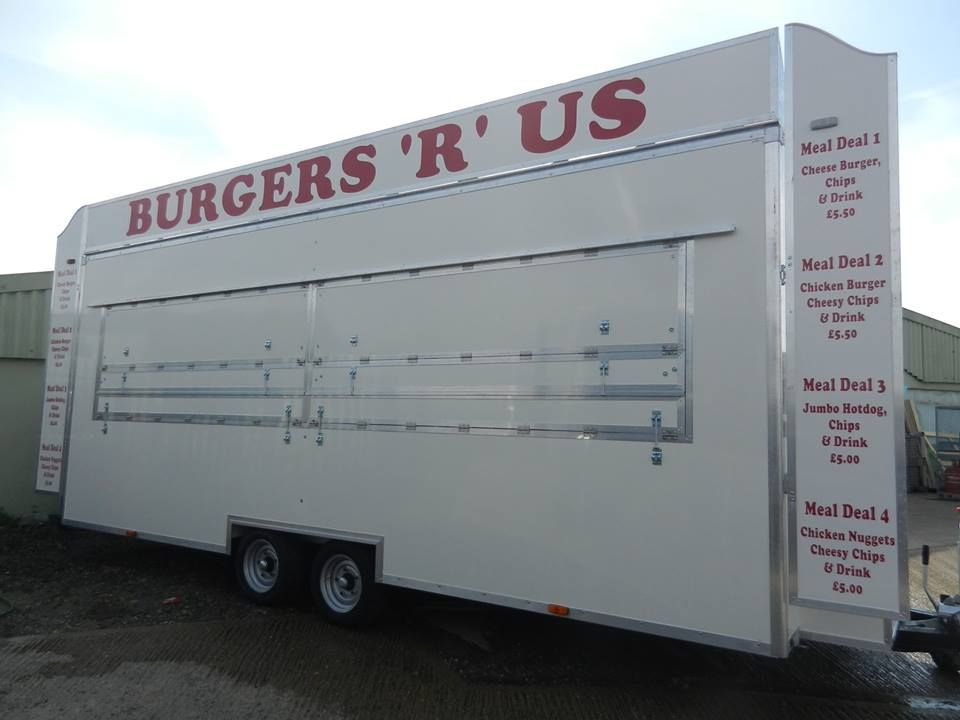 New trailer built for use near Plymouth University