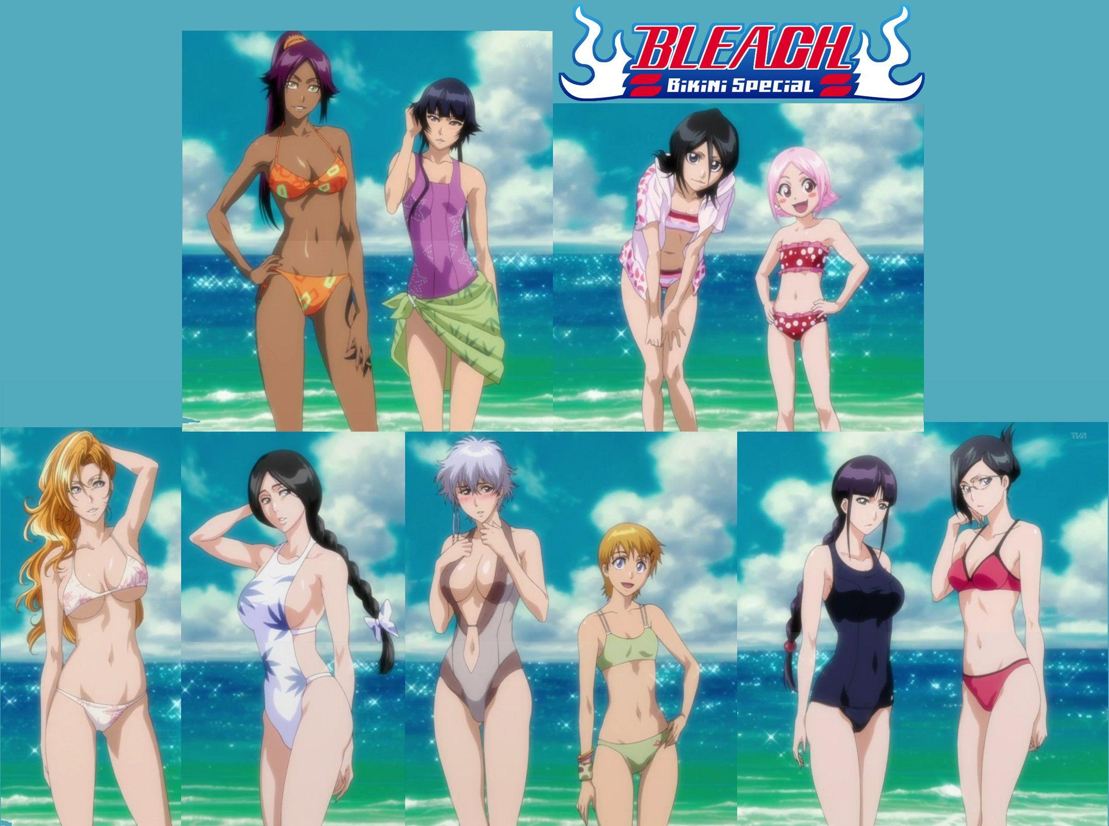 Girl's Fantasy Bandeau Two Pieces, Girls Beachwear