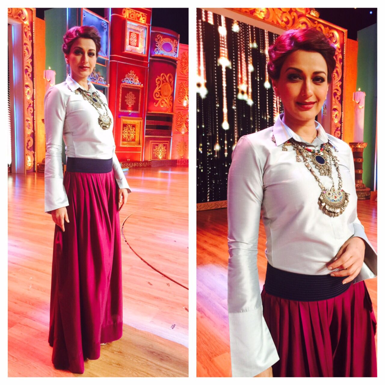 Sonali Bendre Behl in Payal Khandwala as a judge on the
