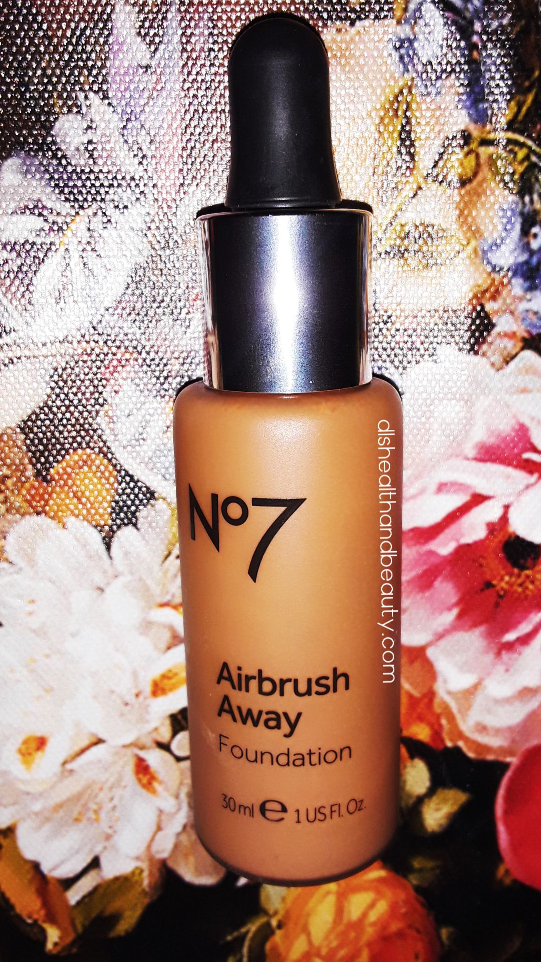 Product Review Boots No. 7 Airbrush Away Liquid
