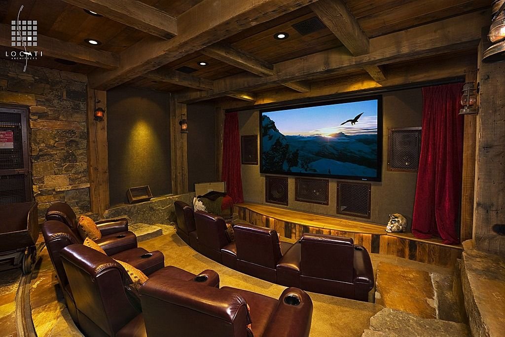 country home theater find more amazing designs on zillow digs