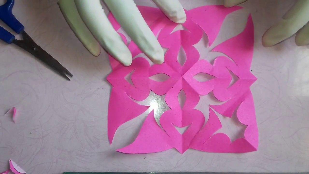 Paper flower making videos paper flower paper flower origami paper flower making videos paper flower paper flower origami making tutorial for kids mightylinksfo