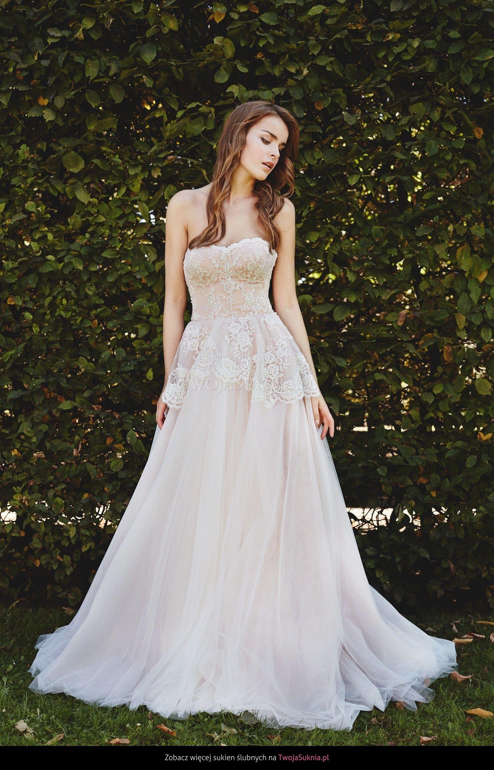 Laurelle - Rosa - 2015 | Wedding dresses | Pinterest