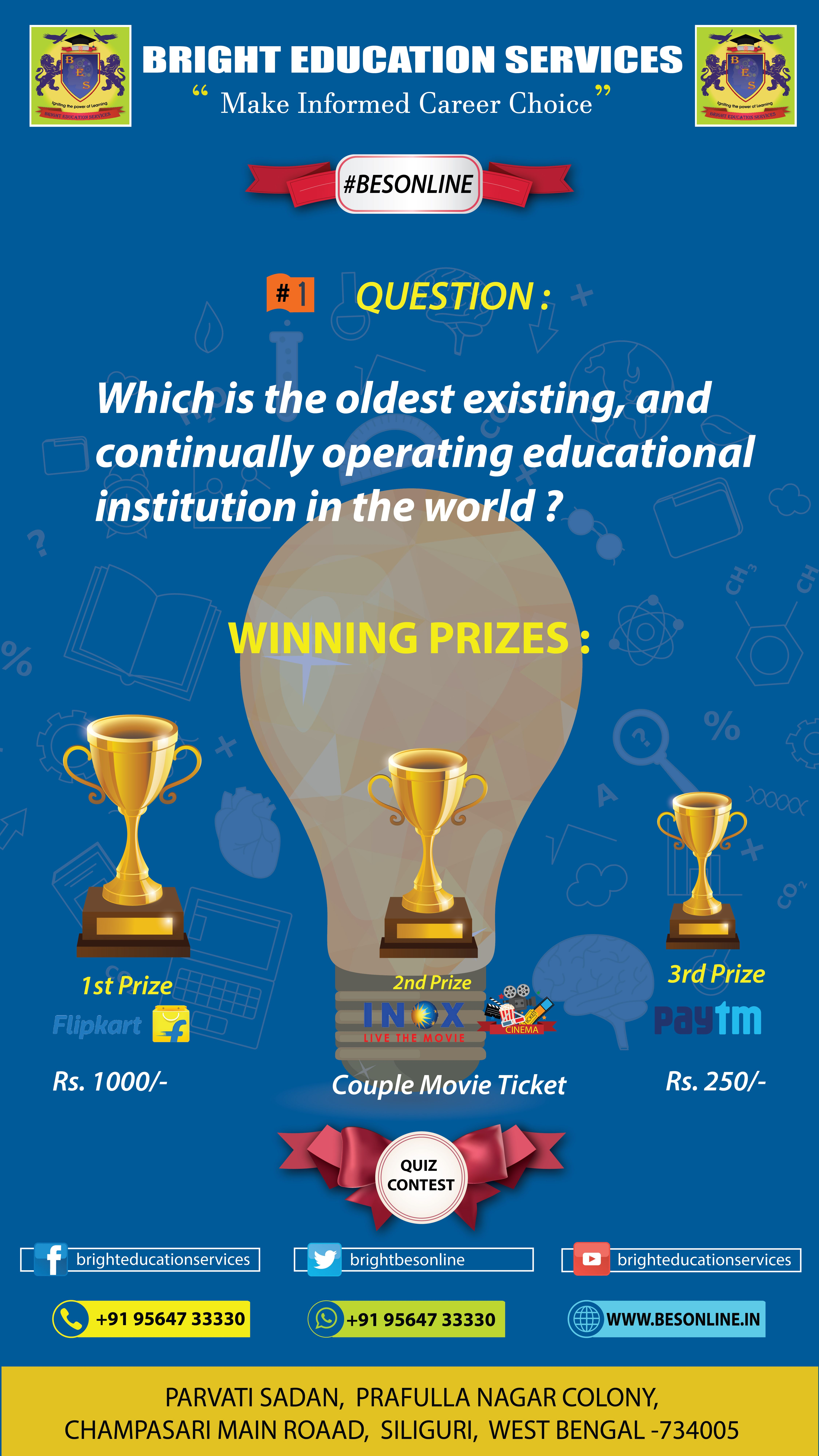 Here We Begin With The First Question Of Our Quiz Contest Get Ready For The Prizes Hurry Up And Answer Use B This Or That Questions Education Career Choices