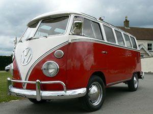 21 Window Samba Microbus