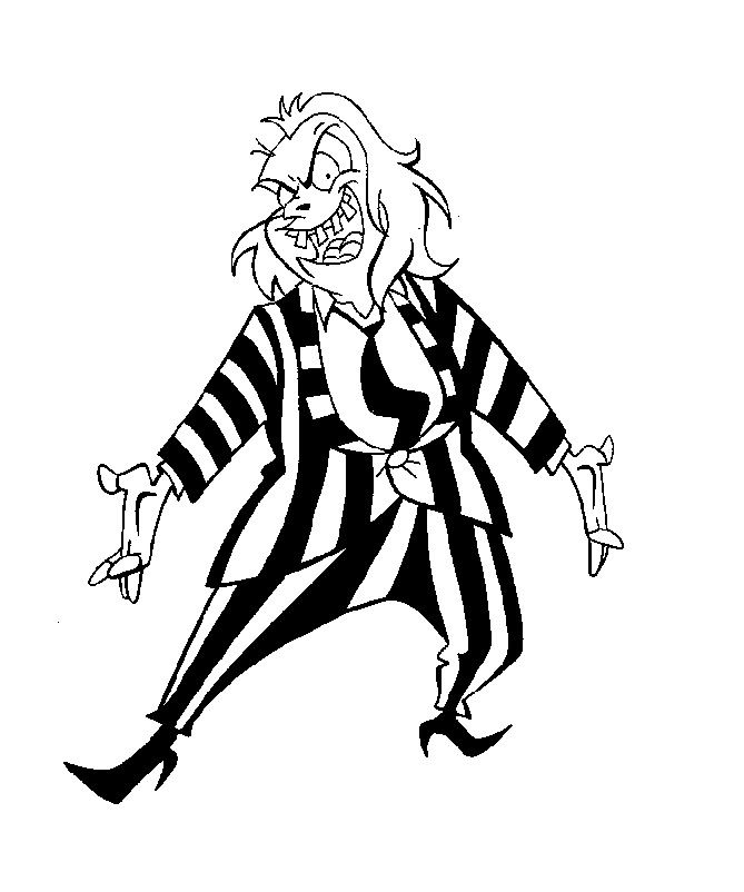 Beetlejuice Cartoon Drawing Google Search Beetlejuice Cartoon
