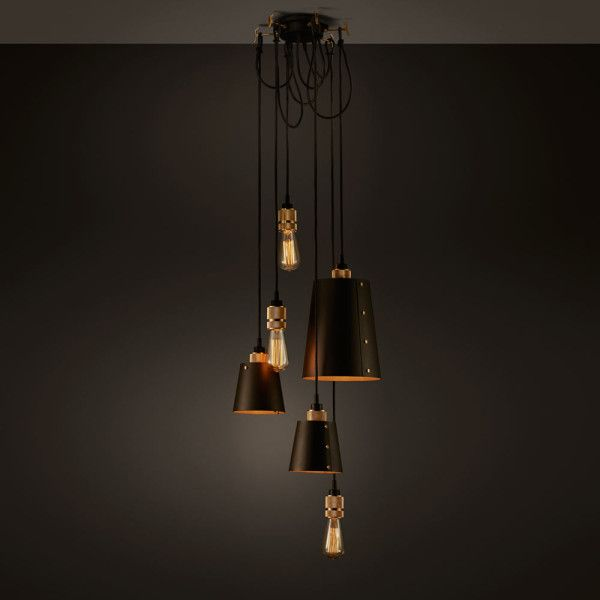Lights The Garage London: Hooked Lighting Range By Buster + Punch