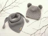 Photo of #Bow #Drawstring #Hat #Knit #Knitting #No92