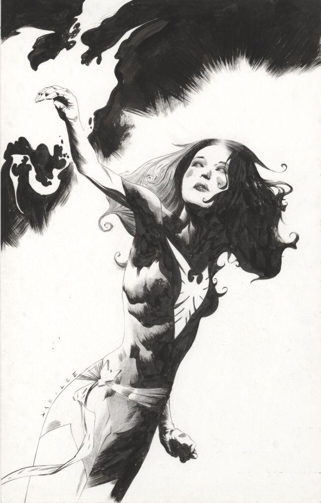 Phoenix by Jae Lee