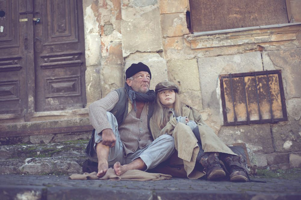 Homeless By Jozef Polc On 500px Homeless Families Family Stock Photo Homeless