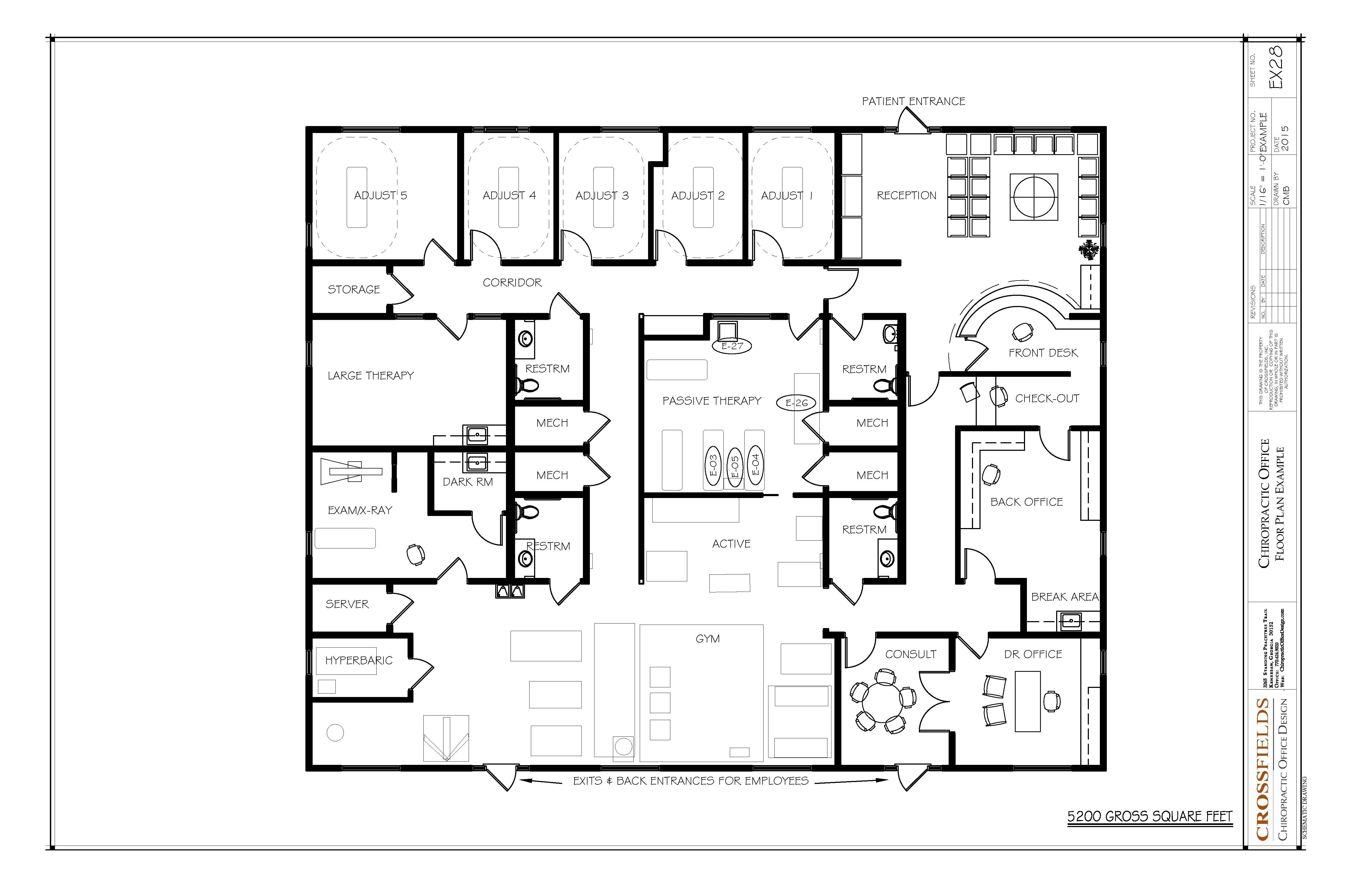 office floor plan layout. #Chiropractic Office #Floorplan #layout Chiropractic With Hyperbaric And X-Ray Floor Plan Layout I